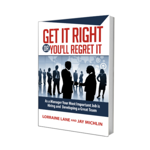 Book Cover Get It Right or You'll Regret It
