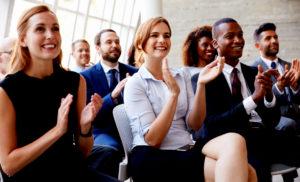 Happy Audience